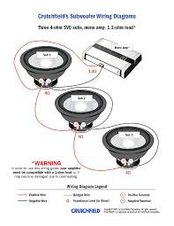 mono amp subwoofer 4 ohm crutchfield on wiring diagrams wiring Dual Voice Coil Wiring Options fresh 4 ohm dual voice coil wiring diagram wiring wiring 4 ohm dual voice coil wiring