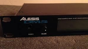 Alesis Dm5 Sound Chart Alesis Dm5 Electronic Drum Module