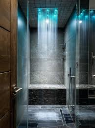 waterfall showers bathroom designs bathroom contemporary with waterfall  shower steam showers inc rain screen . waterfall showers waterfall tile  design ...