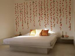 gorgeous wall decorating ideas for bedrooms wall decoration ideas for bedroom home interior decor ideas
