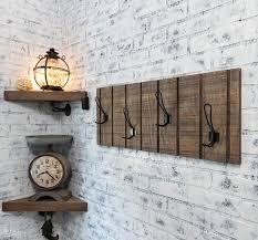simple diy coat rack diy al friendly wall mounted coat rack how to build