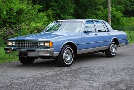 Daily Turismo: 5k: Best of the Worst: 1984 Chevrolet Caprice Classic