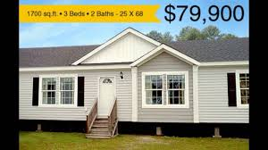 the base price of a modular home