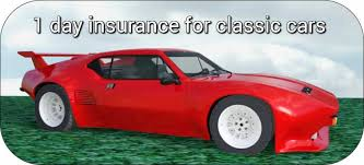 car with banner car insurance for one day