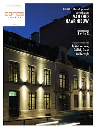 Cores Magazine 6 Najaar 2015 By Cores Development Issuu