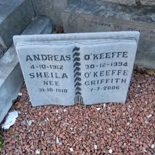 Sheila Griffith O'Keeffe (1918-2006) - Find A Grave Memorial
