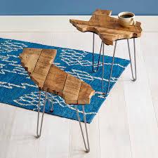 unique wood furniture. Barnwood State Side Tables 1 Thumbnail Unique Wood Furniture