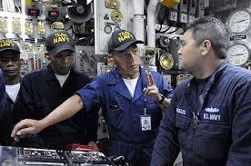 Navy Machinist Mate Uss Blue Ridge Hosts Philippine Navy Engineers