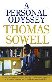 thomas sowell author info published books bio photo video click for more detail about a personal odyssey by thomas sowell