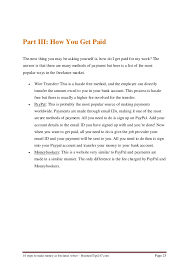 steps to make money as lance writer feedback 25 10 steps to make money as lance writer