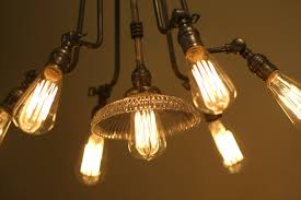 brilliant bulbs cool chandeliers with brushed bronze hanger as inspiring vintage style hanging lighting designs