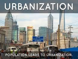 essay on problems of urbanization