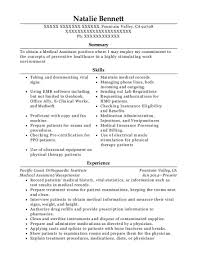 Medical Assistant Resume Gorgeous Best Lead Medical Assistant Resumes ResumeHelp