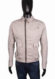 Mens Raw G Star Raw M Grey Jacket Thin Vintage Size G Star