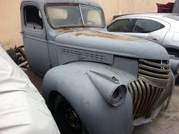 1936 Chevy Pickup: Looking For A Good Home