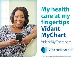 Vidant My Chart Mychart Health Care Online
