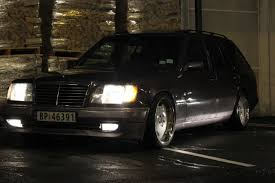 My Mercedes Benz S124