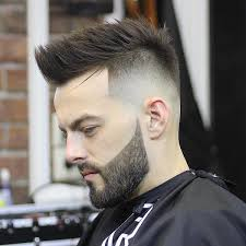 if you have short hair you can stylish it with a wax that you have pre warmed between your palms wax will give your hair shine and moderate firmness