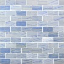 blue tiles. Unique Tiles Blue Macauba 2x4 Polished Marble Tile On Tiles S