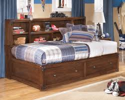 twin storage bed.  Bed Delburne Twin Bookcase Storage Bed From Ashley B362855182  Coleman  Furniture To