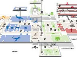 natural history museum floor plan pdf