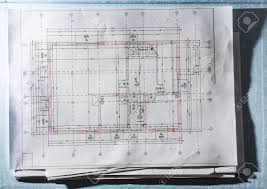 House Plan And Design Blueprint Home Design Blueprint Sketches Of A House Project Construction
