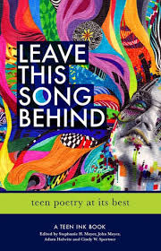 Leave This Song Behind Teen Poetry At Its Best By John Meyer Simple Sper Poetry