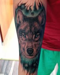 155 Most Meaningful Tribal Wolf Tattoo Designs Rawiya