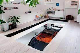 garage office designs. Black Lamborghini With Wooden Rocking Horse And Floor Garage Office Designs E