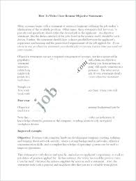 Objective For Resume For Any Job – Armni.co