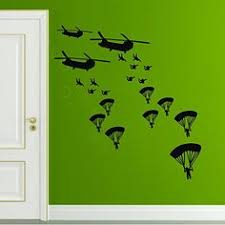Marines Wall Sticker / Decal Art Transfer / Vinyl Graphic Stencil / Decor  Ne30 | Marines, Army And Military