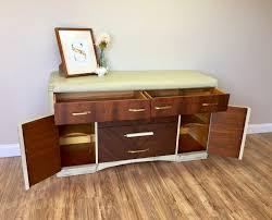 Retro Credenza Vintage Credenza Art Deco Buffet Sideboard Vintage Home