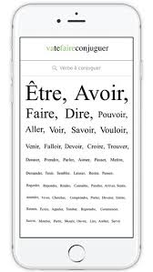 French Conjugation Chart Punctilious French Verb Faire Conjugation Chart 2019