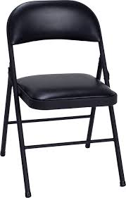 black metal folding chairs. Black Metal Folding Chairs D