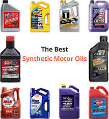 7 Best Synthetic Oil Reviews Buying Guide 2019