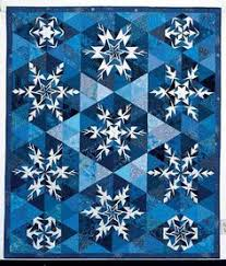 snow flake quilt blocks   Snowflakes Quilt   quilt blocks ... & Love this Snowflakes quilt from Quiltmaker Nov/Dec also available as a  stand-alone pattern Adamdwight.com