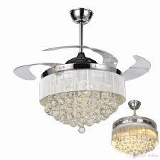 Großhandel 4236 Zoll Deckenventilatoren Licht Unsichtbare Lamellen