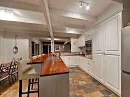 Kitchen Design > Galley Kitchen With Breakfast Bar  Kitchen And Decor #  Galley Style Kitchen With Breakfast Bar