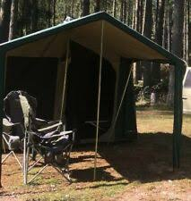 Canvas Cabin Camping Tents for sale | eBay