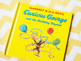 12 26 curious george book