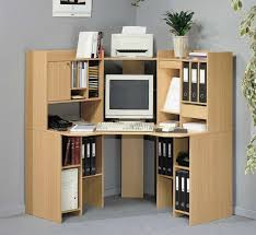 office desk for small spaces. ordinary office desk for small space wonderful brown wood corner functional design collections spaces f