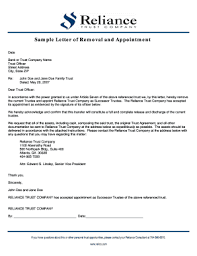 Reliance Offer Letter 31 Printable Appointment Letter Sample Forms And Templates