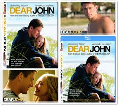 dvd and blu ray details for channing tatum s dear john from nicholas sparks best selling author of ldquothe notebookrdquo