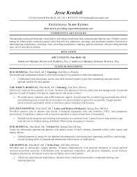 nursing extern resume. what to put on a resume for skills resume badak