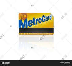 Mta Metrocard Design Ntc Metro Card Image Photo Free Trial Bigstock