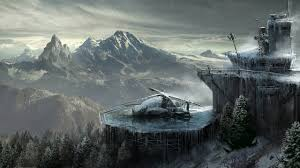 Rise Of The Tomb Raider Concept Art, HD ...