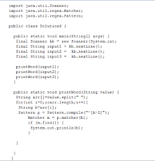 Java Pattern Compile New Advanced Java Questions 48