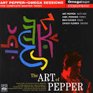 The Art of Pepper: Complete Omega Sessions Master Takes