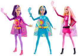 Búp bê barbie siêu anh hùng DHM57