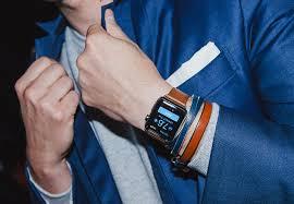 apple watch men. he looks much better in the 38mm. (modern buckle even) apple watch men